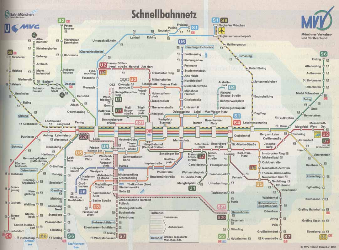 u bahn munich tickets from syracuse - photo#12